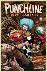 Hero Tomorrow Comics's Punchline And The Vaude-Villains Issue # 1