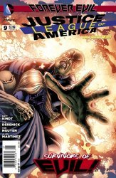 DC Comics's Justice League of America Issue # 9