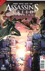 Titan Comics's Assassin's Creed: Uprising Issue # 4