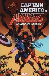 Marvel Comics's Captain America And The Avengers: Complete Collection TPB # 1