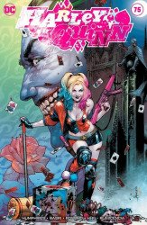 DC Comics's Harley Quinn Issue # 75unknown-b