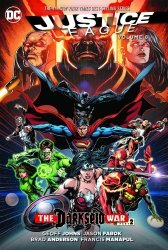 DC Comics's Justice League TPB # 8
