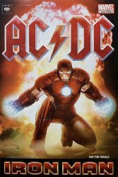 Marvel Comics's AC/DC / Iron Man Issue # 1