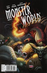 American Gothic Press's Monster World Issue # 4