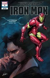 Marvel Comics's Tony Stark: Iron Man Issue # 1j