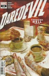 Marvel Comics's Daredevil Issue # 14