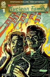 AfterShock Comics's Nuclear Family Issue # 1b
