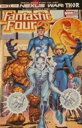 Marvel Comics's Fantastic Four Issue # 24walmart