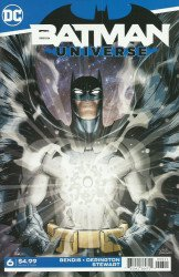 DC Comics's Batman Universe Issue # 6