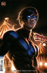 DC Comics's Nightwing Issue # 61b