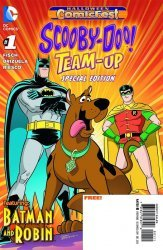 DC Comics's Scooby-Doo Team-Up Issue # 1b