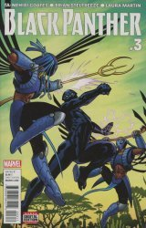 Marvel's Black Panther Issue # 3