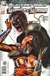 DC Comics's Blackest Night: Wonder Woman Issue # 1
