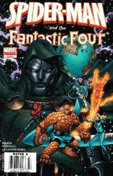 Marvel Comics's Spider-Man and the Fantastic Four Issue # 3b
