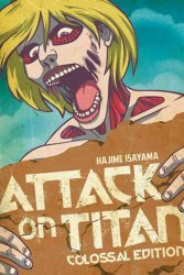 Kodansha Comics's Attack on Titan: Colossal Edition Soft Cover # 3
