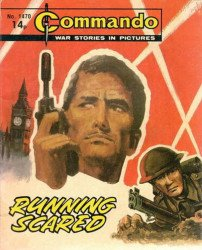 D.C. Thomson & Co.'s Commando: War Stories in Pictures Issue # 1470