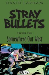 El Capitan Books's Stray Bullets Hard Cover # 2
