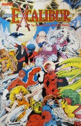 Marvel Comics's Excalibur Special Edition Issue # 1c