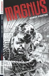 Dynamite Entertainment's Magnus: Robot Fighter Issue # 7b