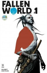Valiant Entertainment's Fallen World Issue # 1oasas-a