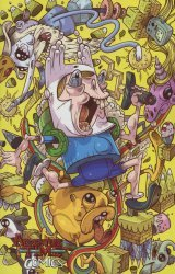 KaBOOM!'s Adventure Time Comics Issue # 2c