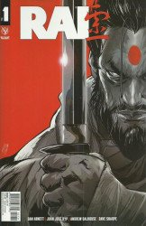 Valiant's Rai Issue # 1c