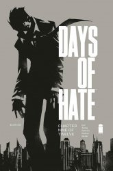 Image Comics's Days of Hate Issue # 9