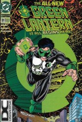 DC Comics's Green Lantern Issue # 51b