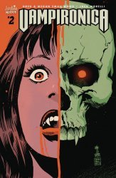 Archie Comics Group's Vampironica Issue # 2b