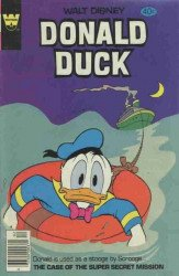 Gold Key's Donald Duck Issue # 216whitman