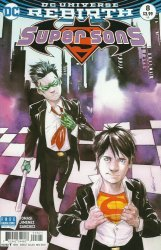 DC Comics's Super Sons Issue # 8b