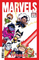 Marvel Comics's Marvels: Epilogue Issue # 1e