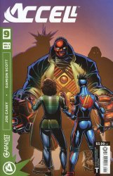 Lion Forge Comics's Catalyst Prime: Accell Issue # 9