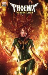 Marvel Comics's Phoenix Resurrection: The Return of Jean Grey Issue # 1comic mint-a