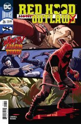 DC Comics's Red Hood and the Outlaws Issue # 26