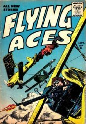 Key Publications's Flying Aces Issue # 2