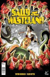 Titan Comics's Sally of The Wasteland Issue # 3