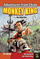 JR Comics's Adventures from China: Monkey King Issue # 10