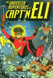 Nemo Publishing's Undersea Adventures of Capt'n Eli Soft Cover # 2