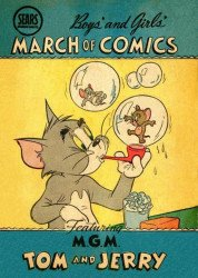 Western Printing Co.'s March of Comics Issue # 70b