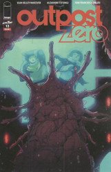 Image Comics's Outpost Zero Issue # 13