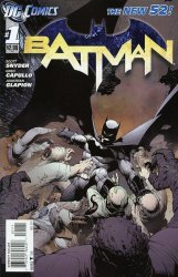 DC Comics's Batman Issue # 1