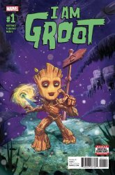 Marvel Comics's I Am Groot Issue # 1