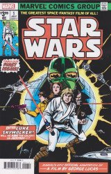 Marvel Comics's Star Wars Issue # 1facsimile