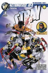 Action Lab Entertainment's Actionverse Issue # 4