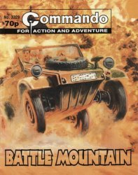 D.C. Thomson & Co.'s Commando: For Action and Adventure Issue # 3329