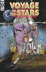 IDW Publishing's Voyage to the Stars Issue # 4