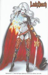 Coffin Comics's Lady Death: Retribution Issue # 1e