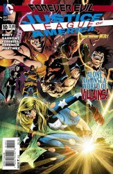DC Comics's Justice League of America Issue # 10