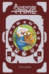 KaBOOM!'s Adventure Time: Eye Candy Hard Cover # 1b